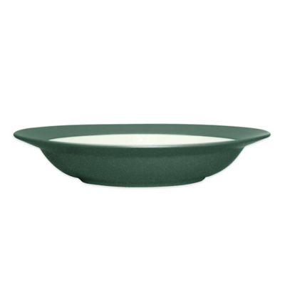 Noritake® Colorwave Pasta/Rim Soup Bowl in Spruce