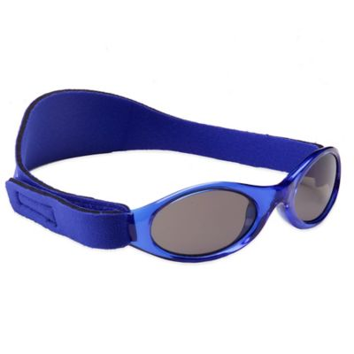 Baby Banz Adventure Banz Infant Sunglasses in Pacific Blue