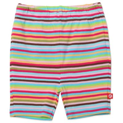 Zutano® Size 12M Super Stripe Bike Short