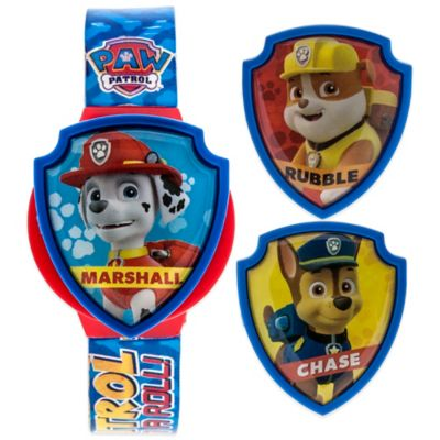 Nickelodeon™ Paw Patrol Watch with Interchangeable LCD Tops