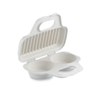MiracleWare® Meals in Minutes Microwave Egg Poacher