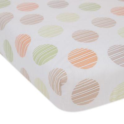 Crib Sheet Sets > Lambs & Ivy® Woodland Tales Fitted Crib Sheet