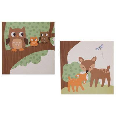 Lambs & Ivy Wall Art