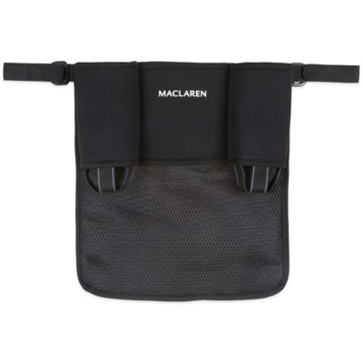 Maclaren® Universal Organizer for Single Strollers in Black