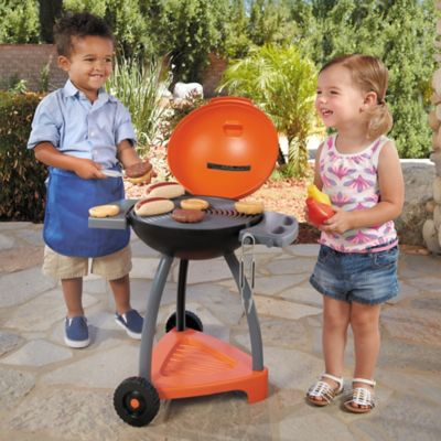 Little Tikes® Sizzle 'n Serve Grill™