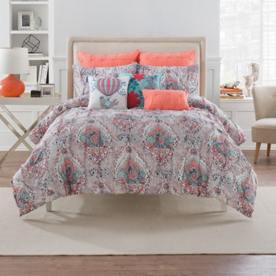 Anthology™ Palisades Reversible King Comforter Set