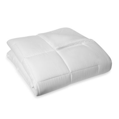 HygroSoft by Welspun Full/Queen Comforter in White