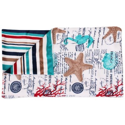 Lanza Coastal Reversible Throw in Multi