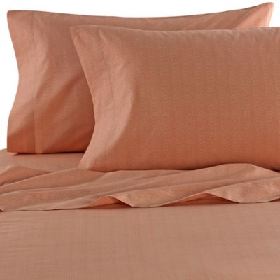 Tommy Bahama® Vera Cruz Sheet Set in Orange