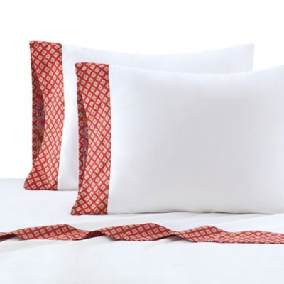 Echo Design™ Aberdeen Twin Sheet Set in White