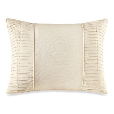Crowning Touch by Welspun Throw Pillow