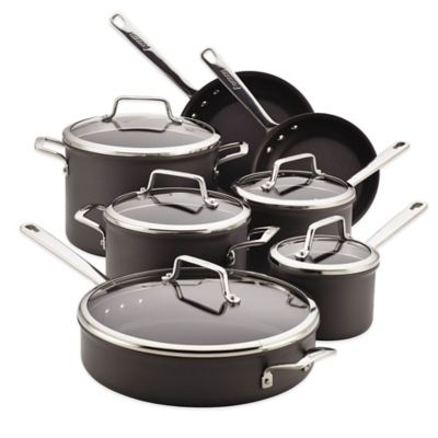 Anolon Hard Anodized Aluminum Cookware