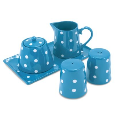Maxwell & Williams™ Sprinkle Collection 5-Piece Accessory Set in Sky