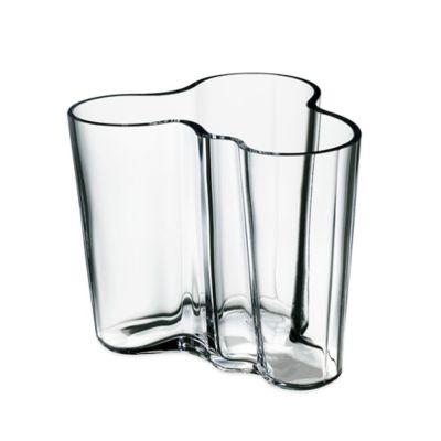"Aalto 3 3/4"" Vase"