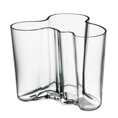 "Iittala Aalto 4 3/4"" Vase"