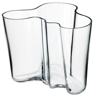 "Iittala Aalto 6 1/4"" Vase"