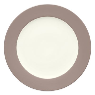 Noritake® Colorwave Rim Round Platter in Clay