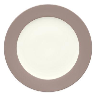 Cream Rim Platter