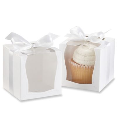 Kate Aspen® Sweetness & Light Cupcake Boxes (Set of 12)