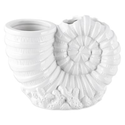 J. Queen New York Pacific Toothbrush Holder