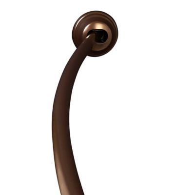 Oil Rubbed Bronze Shower Rod