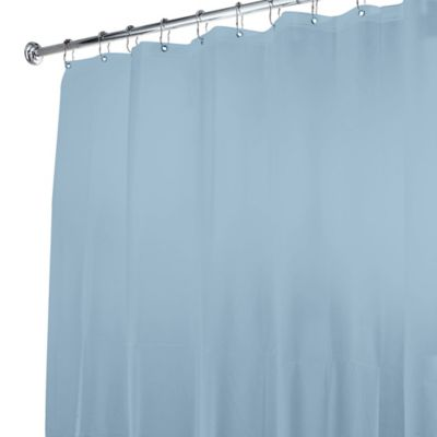 Light Blue Shower Curtain Liners