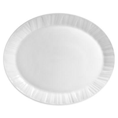 Vera Wang Wedgwood® Vera Organza Oval Platter