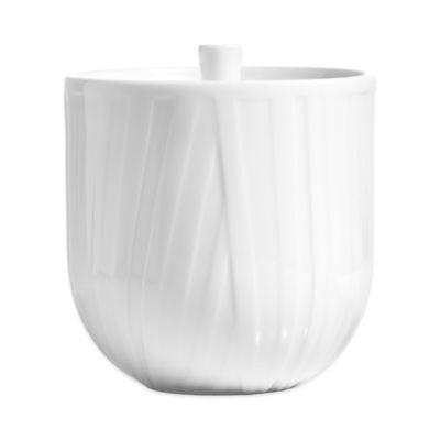 Vera Wang Wedgwood® Vera Organza Covered Sugar Bowl
