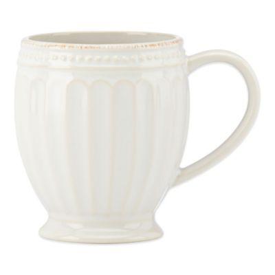 Lenox® French Perle Groove Mug Dining