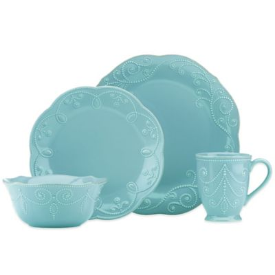 Robins Egg Casual Dinnerware