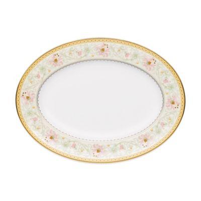 Noritake® Blooming Splendor 12-Inch Oval Platter