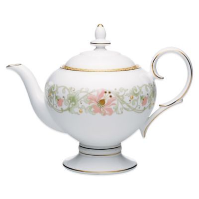 Noritake® Blooming Splendor Teapot