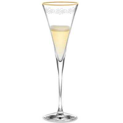 Gold Champagne Glasses & Flutes