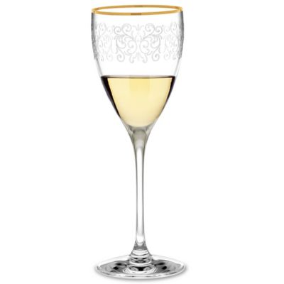 Noritake® Odessa Gold Wine Glass