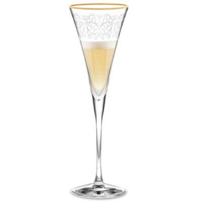 Noritake® Odessa Gold Champagne Flute