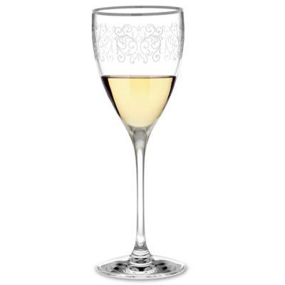 Noritake® Odessa Platinum Wine Glass