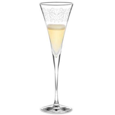 Noritake® Odessa Platinum Champagne Flute