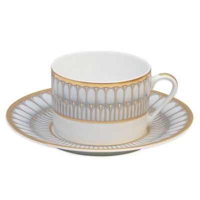 Philippe Deshoulieres Arcades Tea Cup in Grey