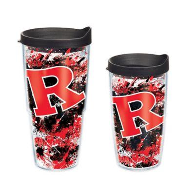 Tervis® Rutgers University Splatter Wrap 16 oz. Tumbler with Lid