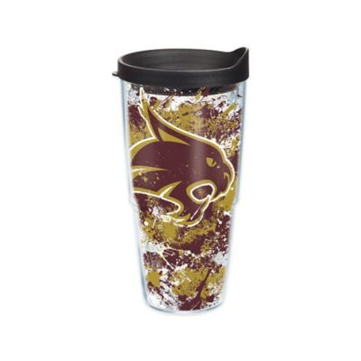 Tervis® Texas State University Splatter Wrap 24 oz. Tumbler with Lid