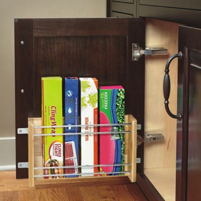 Rev-A-Shelf® Large Door Storage Mount Foil Rack