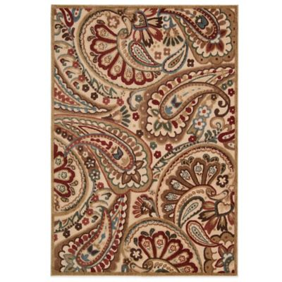 Nourison Graphic Illusions GIL14 2-Foot 3-Inch x 3-Foot 9-Inch Area Rug in Multicolor