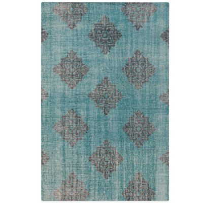 Style Statements Calenberg 2-Foot x 3-Foot Area Rug in Emerald