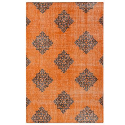 Surya Calenberg 8-Foot x 11-Foot Area Rug in Orange