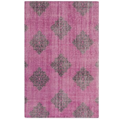 Surya Calenberg 8-Foot x 11-Foot Area Rug in Plum