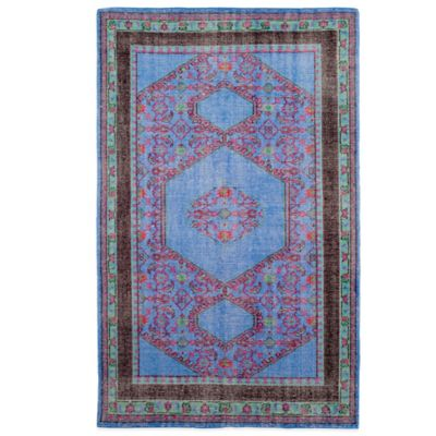 Style Statements Pirna 8-Foot x 11-Foot Area Rug in Sienna