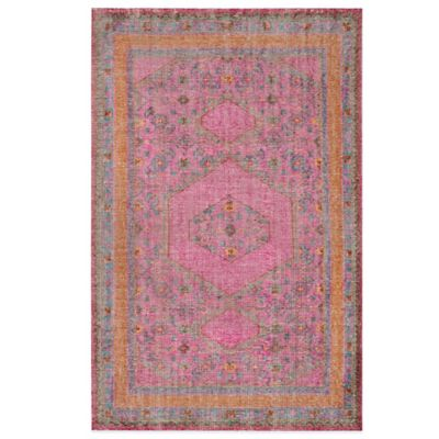 Surya Pirna 8-Foot x 11-Foot Area Rug in Sienna