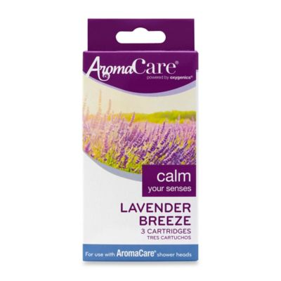 Oxygenics® AromaCare® Scent Cartridge Refill in Lavender Breeze