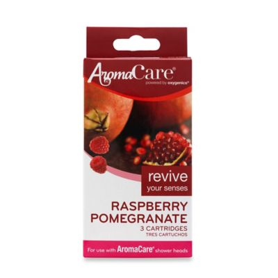 Oxygenics® AromaCare® Scent Cartridge Refill in Raspberry Pomegranate