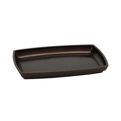 Bronze Bathroom Tray